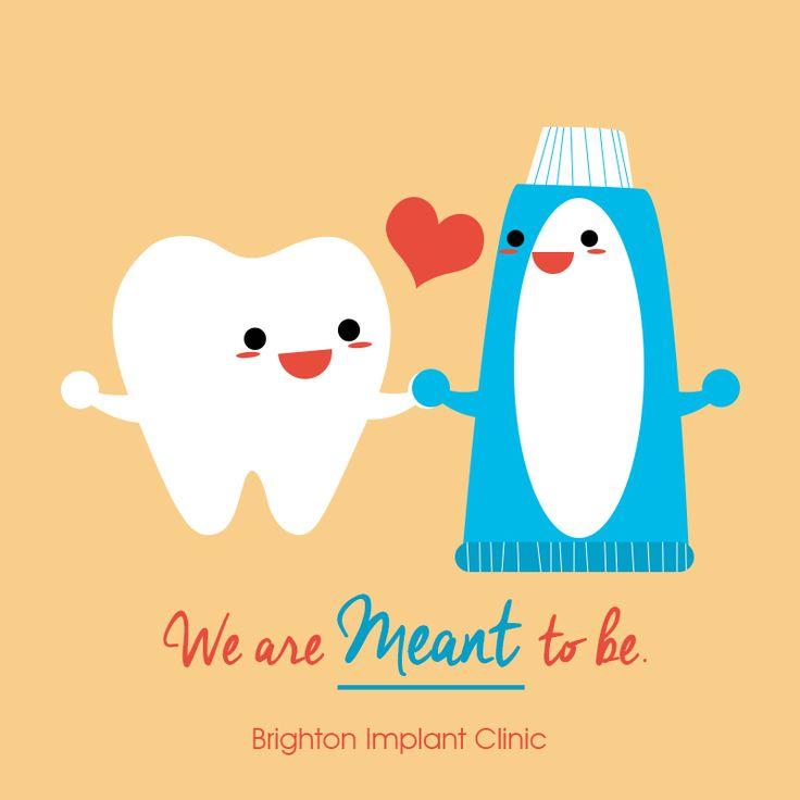 We are meant to be #dentalfun #dentalhumor #valentinesday