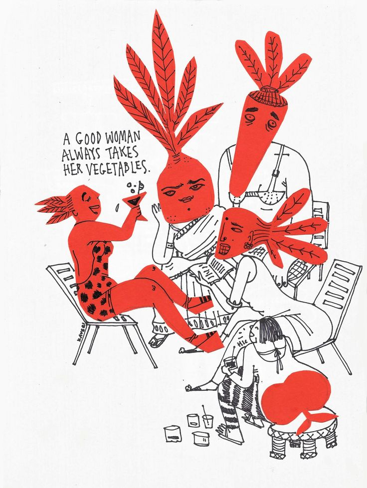 Kaveri Gopalakrishnan's Misfits is a series of standalone short comics offering a humorous insight into the societal expectations that are placed on women's bodies and appearances. #india #art