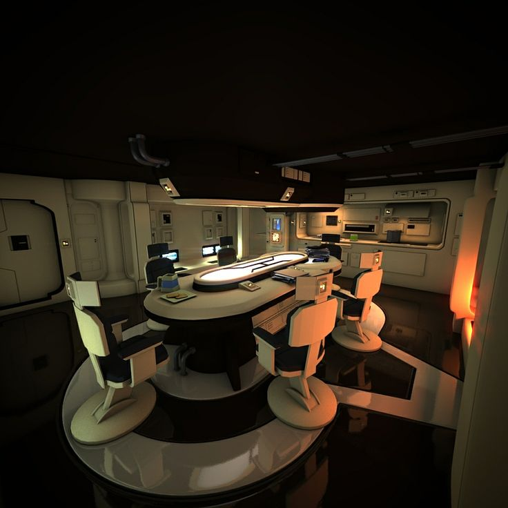 Fi Sci Spaceship Interior Design | Spaceship Interiors