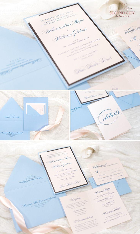 Best 25 Blue wedding invitations ideas on Pinterest Navy