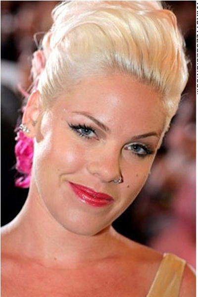 Pink Hairstyles My Role Models Pinterest