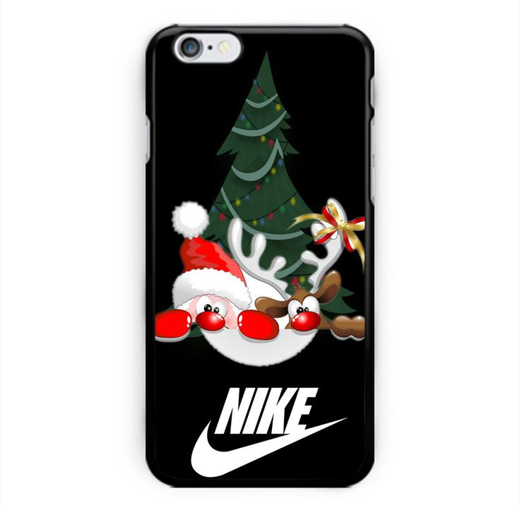 Hot Merry Christmas Tree Santa Nike for iPhone 6s, 6s Plus, 7, 7 Plus Black Case #UnbrandedGeneric #iPhone Case #iPhone #Case #Phone Case #Handmade #Print #Trend #Top #Brand #New #Art #Design #Custom #Hard Plastic #TPU #Best #Trending #iPhone 6 #iPhone 6s #iPhone 7 #iPhone 7s #Nike #Kate Spade