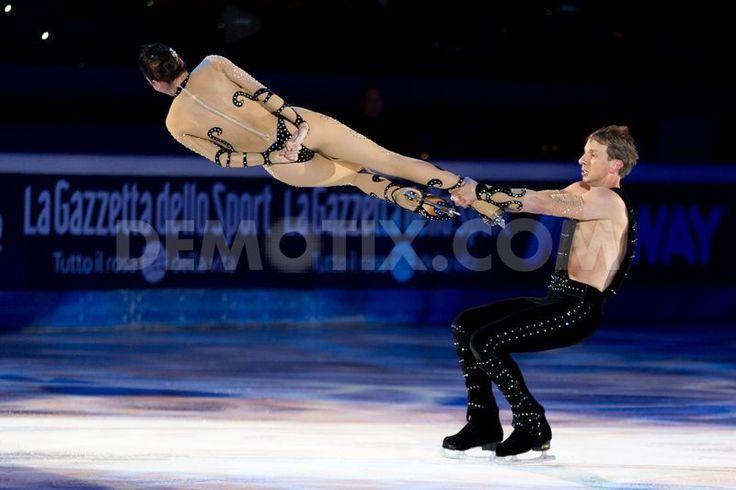 Fiona Zaldua & Dmitry Sukhanov | Figure Skater | Pinterest ...