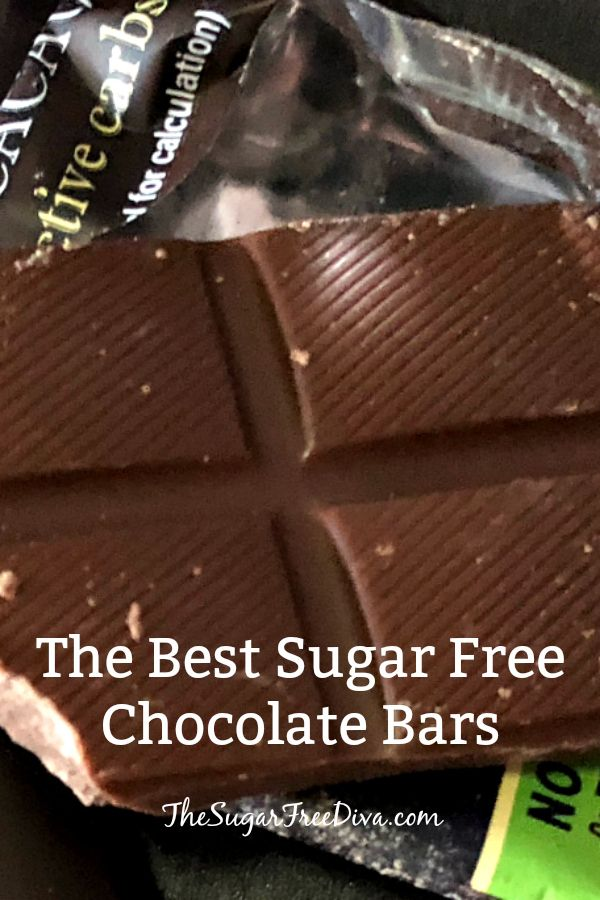 Yum These Are The Best Sugar Free Chocolate Bars I Like That
