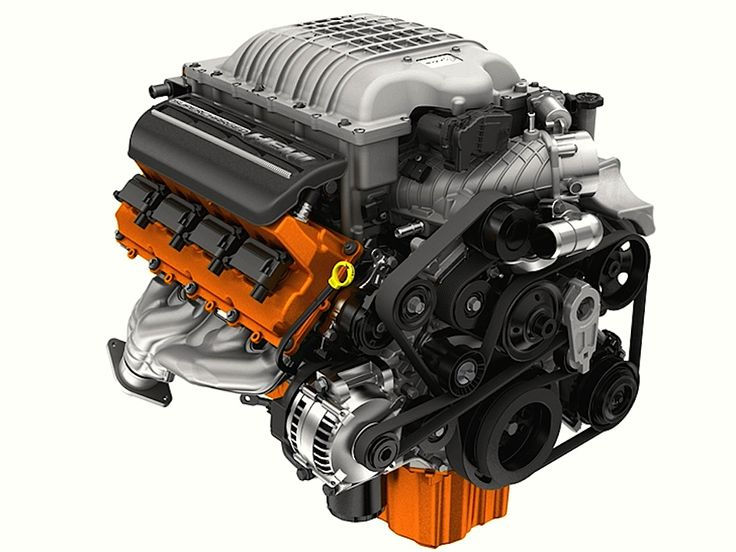 dodge charger hellcat engine - Google Search