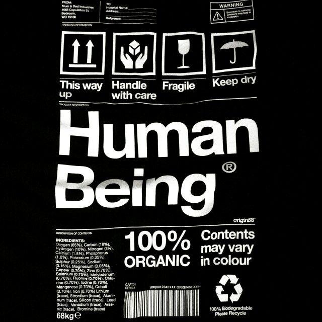 #human