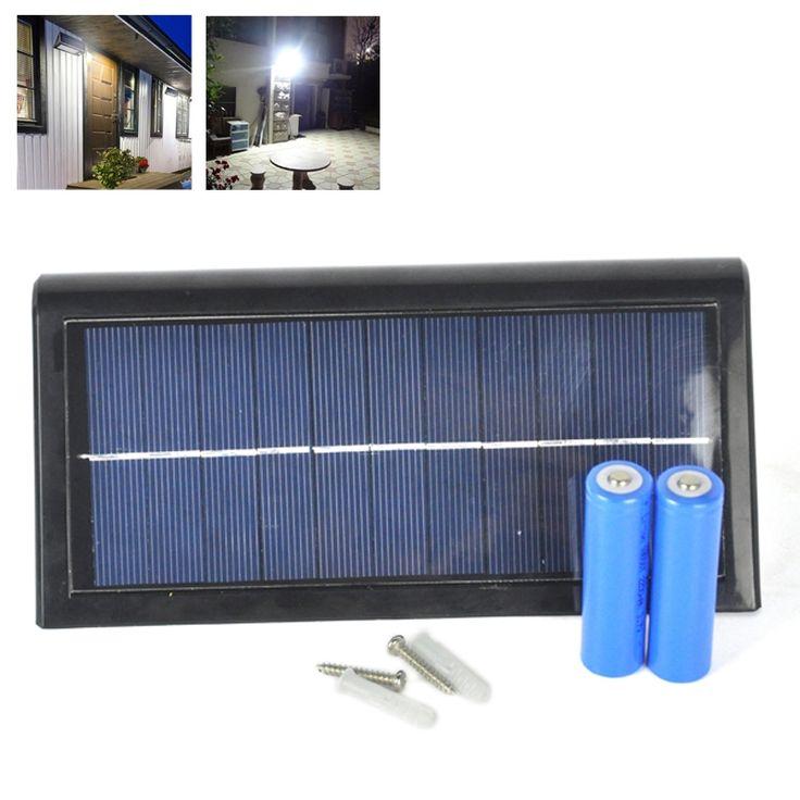 Las 25 mejores ideas sobre luces solares en pinterest y - Luces exteriores solares ...