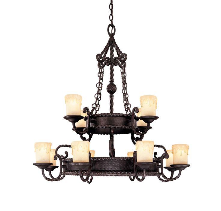 san gallo 12 light chandelier in slate