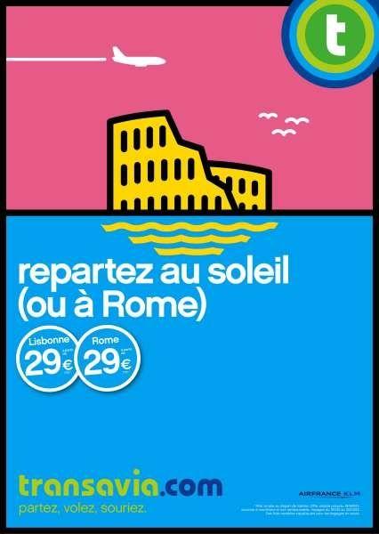 llllitl-transavia-publicité-print-affiche-vol-avion-compagnie-aérienne-airline-advertising-rome-berlin-venise-repartir-au-soleil-agence-h-septembre-2012-3