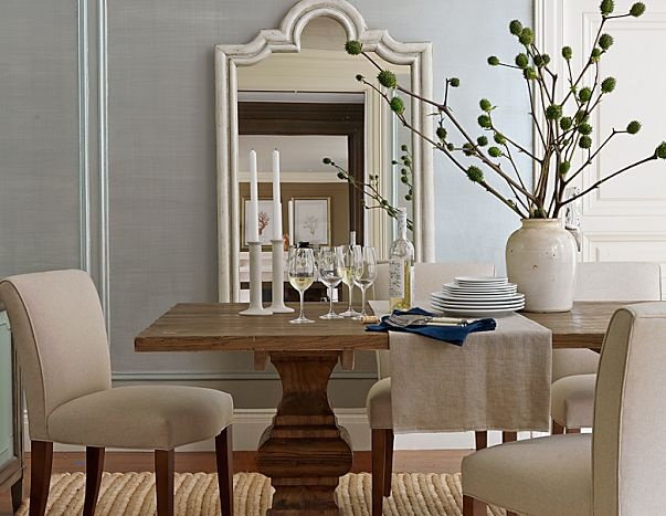 I Love The Williams Sonoma Dining Room On Traditional RoomsDecorative