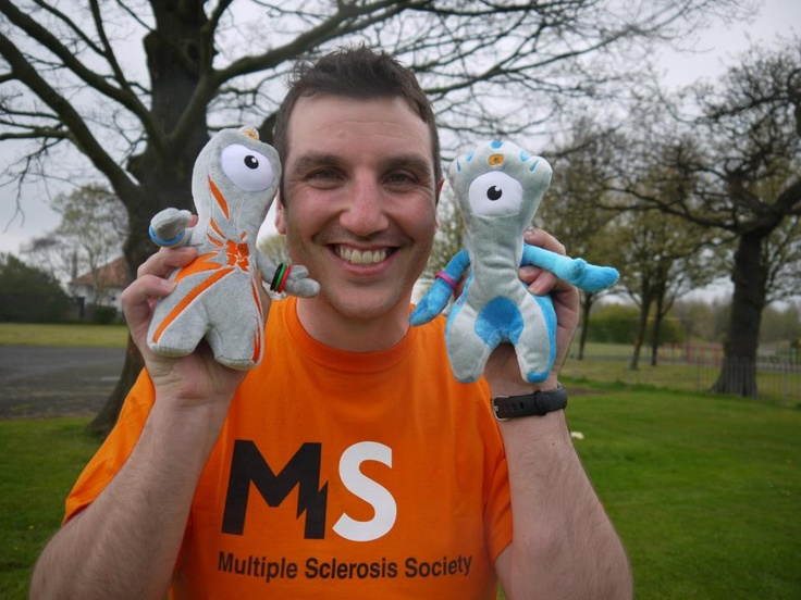 Phil Craze is a fundraiser for the MS Society and an Olympic torch bearer. In May 2011, Phil rowed for 24-hours on an indoor rowing machine, smashing the world record & raising almost £9,000 for charity.