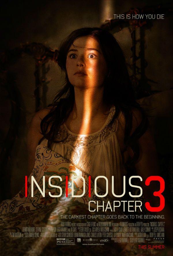 Insidious 3 Sobrenatural: Capítulo 3