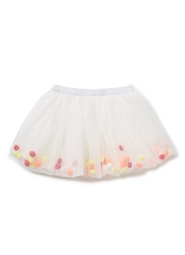 Pom Pom Bubble Skirt | Seed Heritage