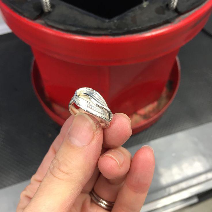Original cast ring