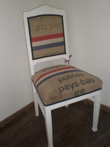 Ook leuk voor stoelen van de kringloop