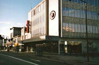 C&A Southampton Above Bar 1998