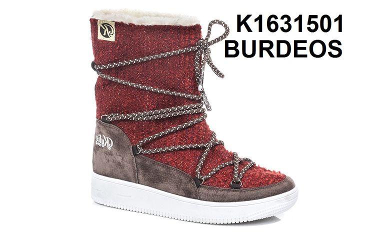 K1631501 BURDEOS / 36 - 41 / 12P
