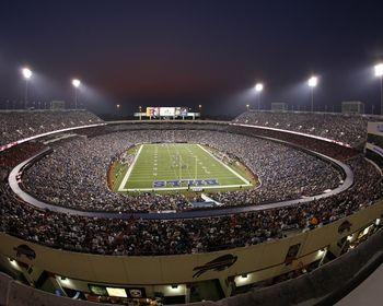 Buffalo Bills - Ralph Wilson Stadium Picture at NFL Photo Store