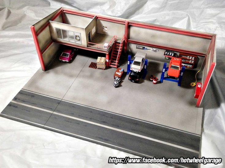 2139 best images about autos a escala on pinterest for 3d garage builder