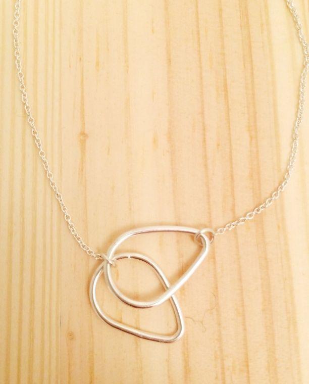 Doodles necklace - Sterling Silver // KYST