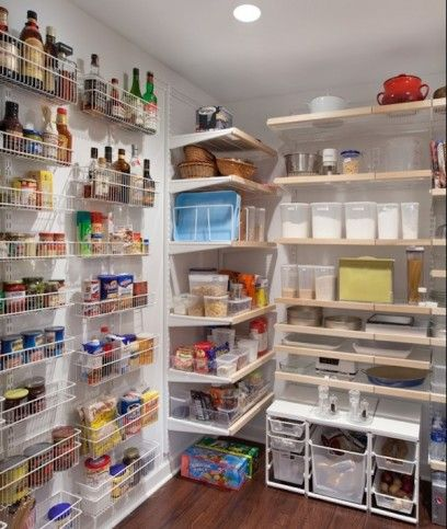 1000 id es propos de stockage suppl mentaire sur pinterest rangement cui - Bien organiser sa cuisine ...