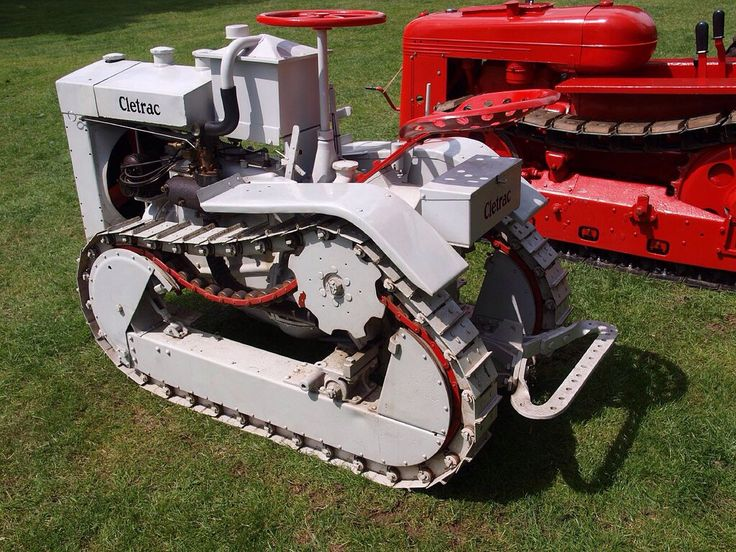 Lawn Tractor Dozer Tracks Conversion : Best ideas about crawler tractor on pinterest ford