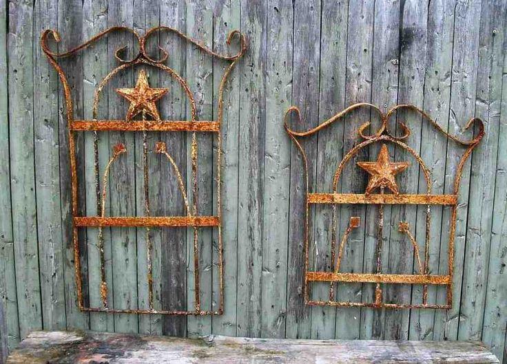 Wrought Iron And Wood Wall Decor   Decor IdeasDecor Ideas