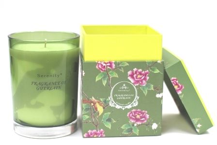 Guerlain scented soy candle - already gift boxed! http://definestyle.net.au/shop/candles-guerlain-scented-candle-medium-jar/