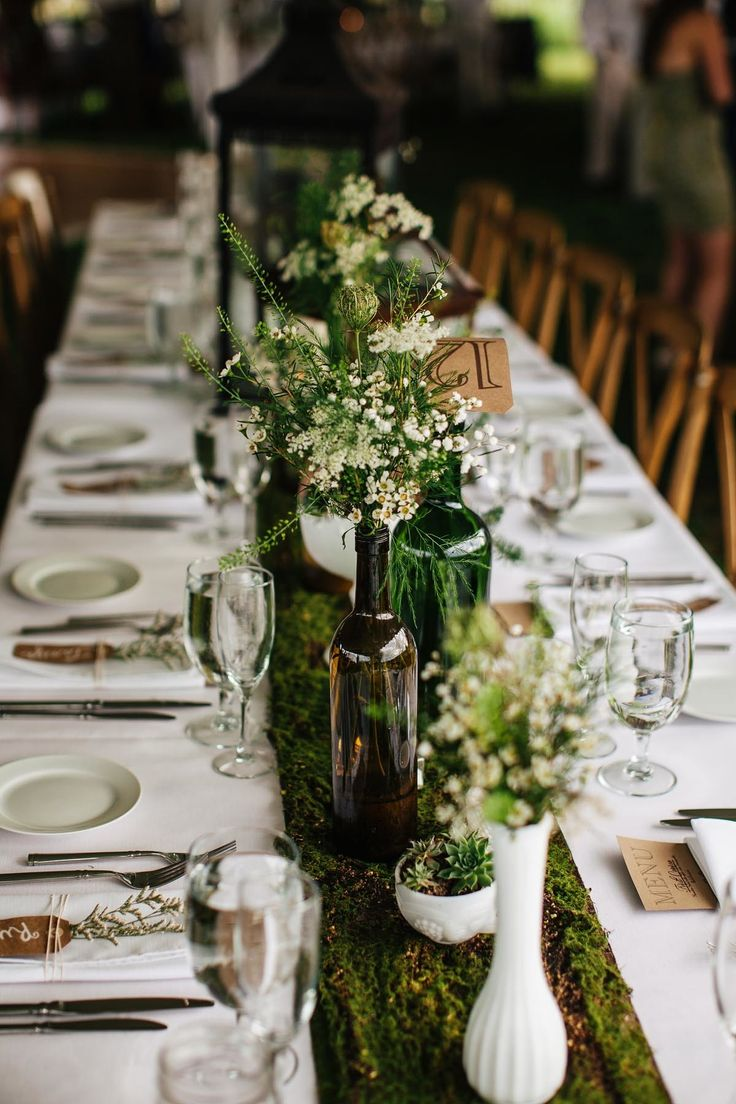 Farm wedding decor ideas   best Wedding Decorations images on Pinterest  Decor wedding