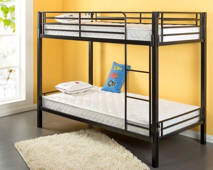 Best Bunk Bed Mattress Reviews Best Mattress For Bunk Beds In