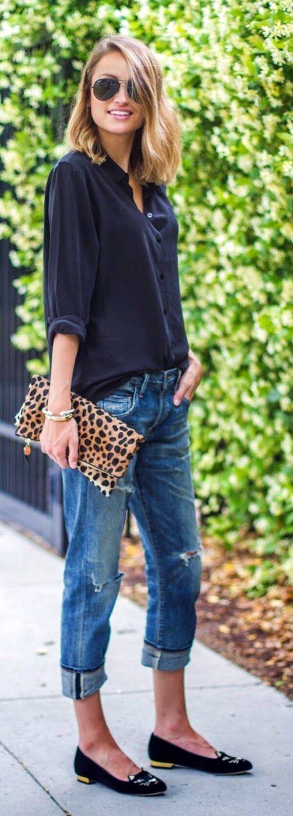 Desirable Fashion looks for short Women (14)