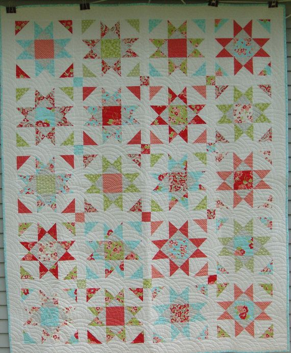 54 best quilts for sale images on Pinterest | Machine quilting ... : handmade quilts for sale etsy - Adamdwight.com