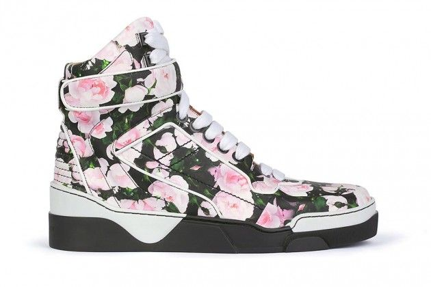 givenchy spring summer 2014 footwear collection