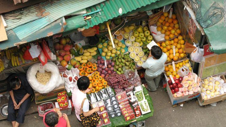 Photos: A taste of Hong Kong's food history