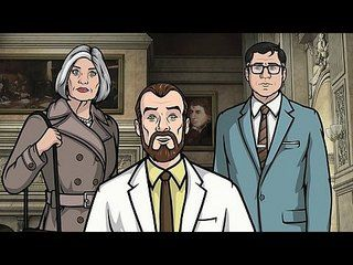 Archer - Season 5: Wired Trailer --  -- http://wtch.it/vYcKL