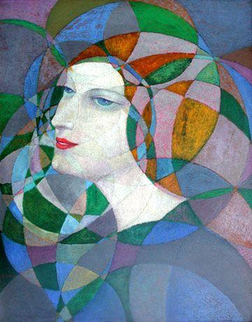 art of the beautiful-grotesque: The Art of Boleslaw Biegas