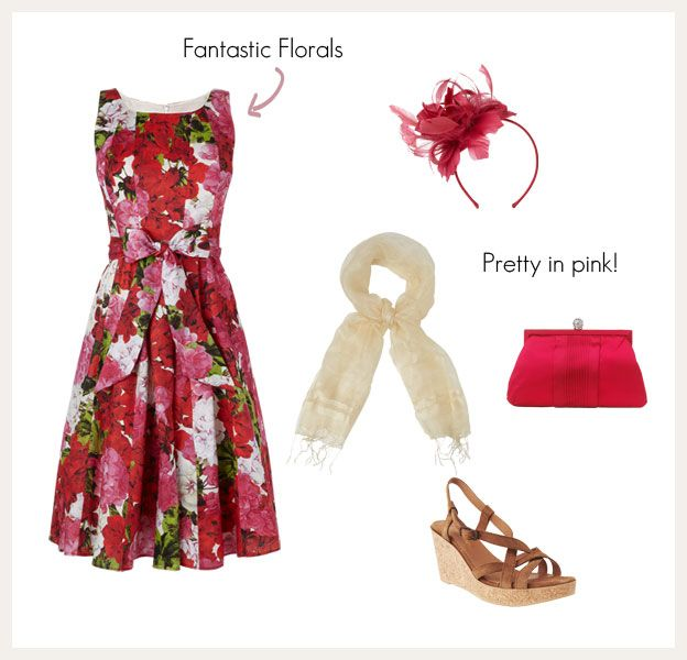 Accessorizing Floral Dress | Obsessed
