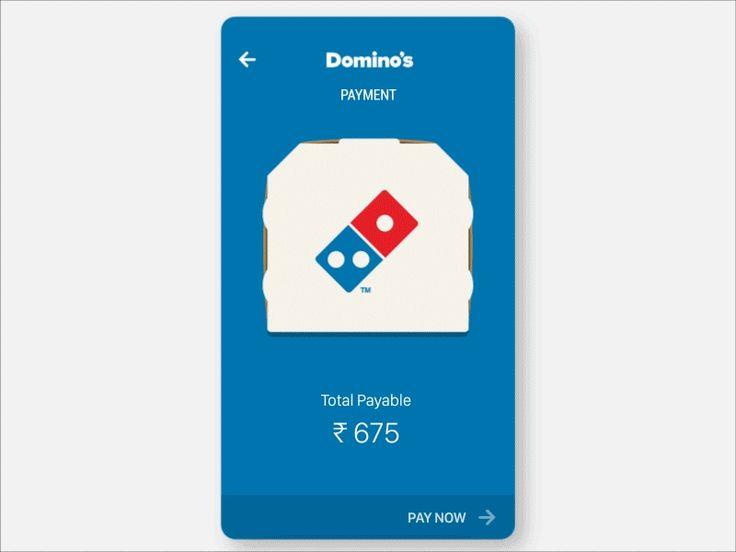 超酷的 Pizza 3  結帳與派送動畫