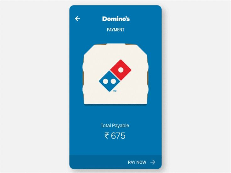 Here is the third stage of the pizza customisation interaction I am experimenting with. In this snippet, I have only shown the 'pay using saved card' option.  Press 'L' to show some love :)