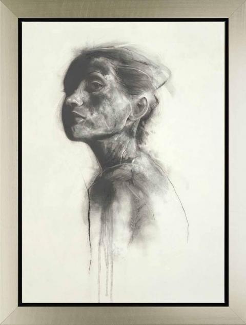 Grace, Keith Maiden #art #new #portrait