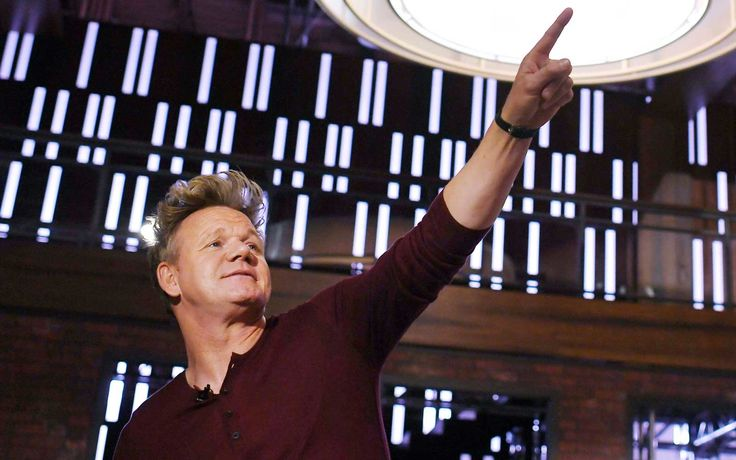 Gordon Ramsay Will Face His Arch Nemesis, Pineapple Pizza, for Charity