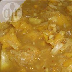 Chutney de manga e abacaxi @ allrecipes.com.br