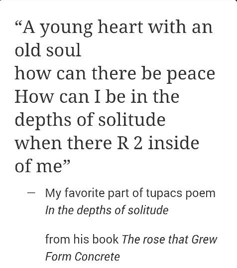 Tupac, The Rose That Grew From Concrete