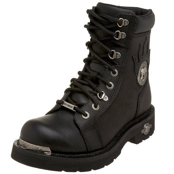 Harley-Davidson Men's Diversion Boot,Black,12 M $154.95 http://skullcart.com/harley-davidson-mens-diversion-skull-boots/ #skull #boots #skullcart #harleydavidsonboots