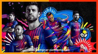 Nueva camiseta FC Barcelona temporada 2017 – 2018