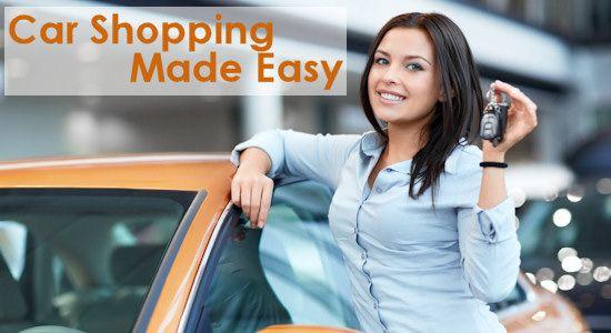 Car Shopping Made Easy — Dot Com Women