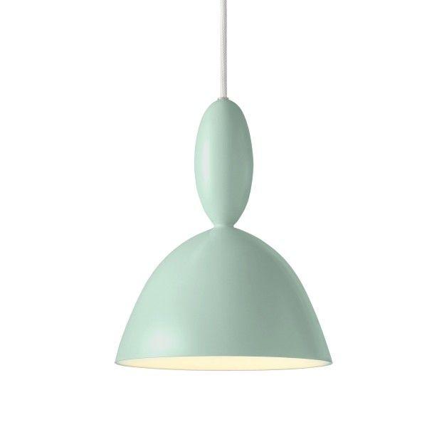 Muuto MHY miętowa, jasnozielona lampa wisząca w skandynawskim stylu designerskie-lampy-meble-akcesoria-skandynawskim-stylu