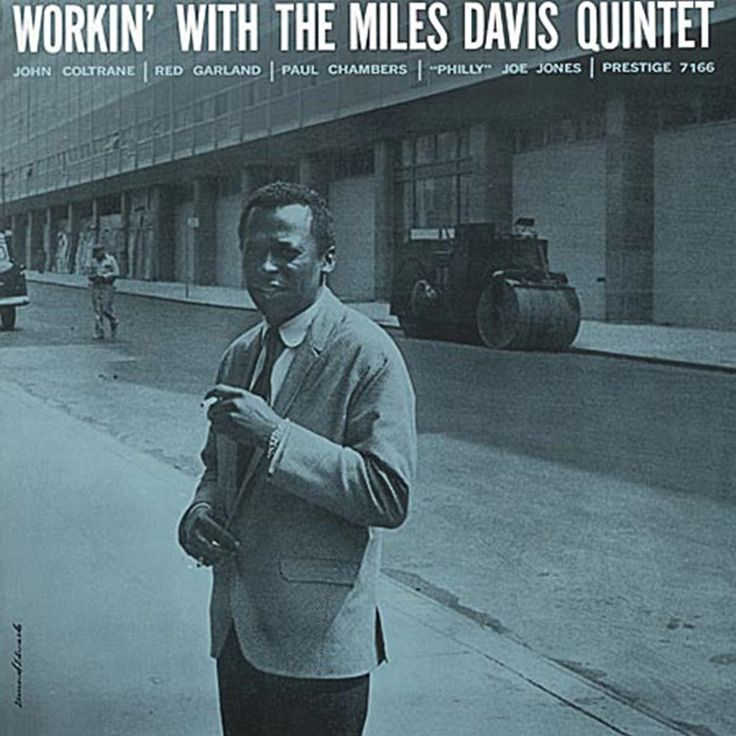 Miles Davis - Workin' Vinyl LP