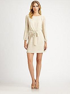 Ali Ro - Sparkle Knit Dress