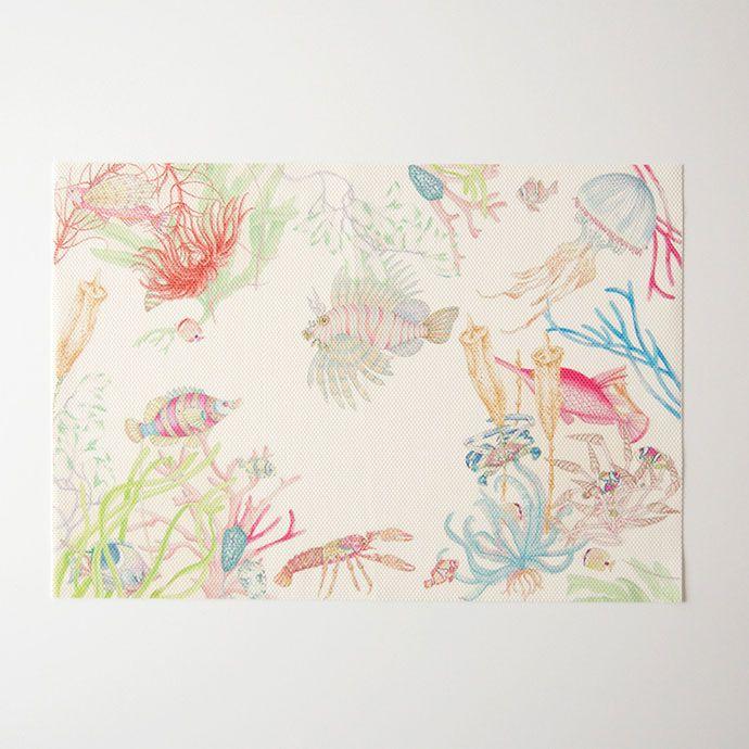 Mantel individual animales marinos (set de 2) - Mesa - Nueva Colección | Zara Home España